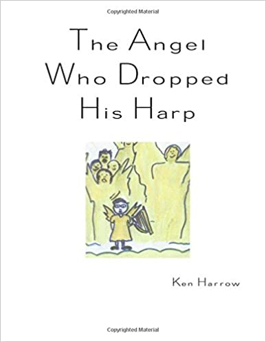 Book The Angel Who Dropped His Harp (Stories for the Family)