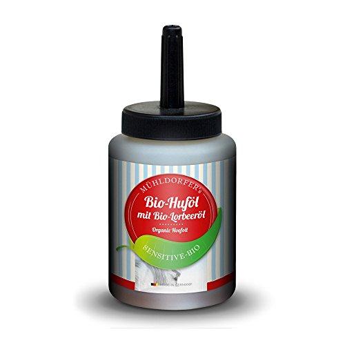 Mühldorfer Bio-Huföl, 450 ml (Pflegemittel für Pferde)