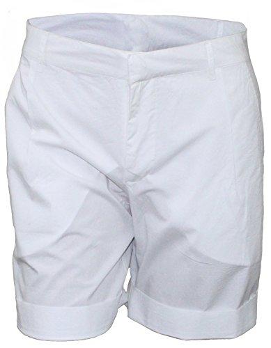 Shorts coton blanc de Attuendo femmes