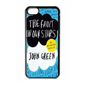 John Green,the fault in our stars series protective case cover For Iphone 5c SBLR4550603