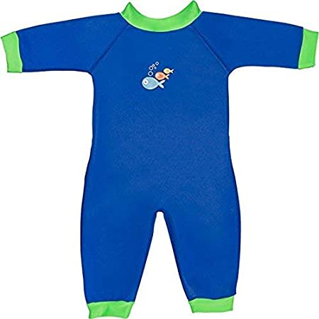 Warmsuit Wetsuit Power of Flowers, 0-3 Months