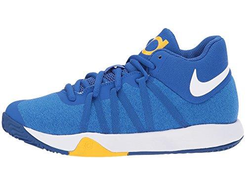 brand new 22ea9 5e9a1 Nike Kids  Preschool KD Trey 5 V Basketball Shoes (2, Royal White