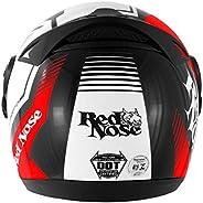 Pro Tork Capacete Evolution G6 Red Nose Rn-01 Fosco 60 Vermelho