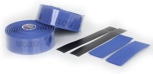 GIOS (ジオス) バーテープ エンボスロゴ GIOSブルー