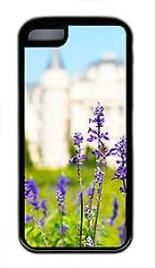 iPhone 5c case, Cute Lavender 3 iPhone 5c Cover, iPhone 5c Cases, Soft Black iPhone 5c Covers