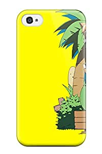 animal barefoot blush browncatgirl crab Anime Pop Culture Hard Plastic iPhone 4/4s cases 8477305K818500497