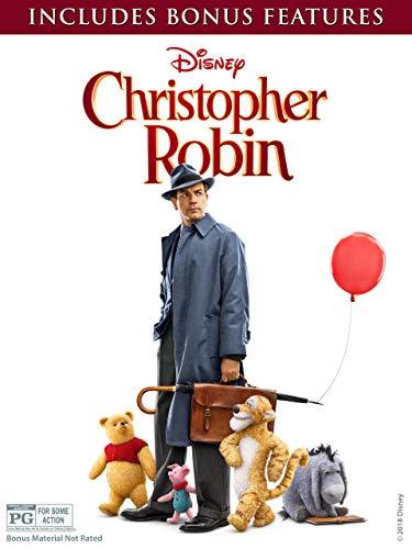 DVD : Christopher Robin (Plus Bonus Content)