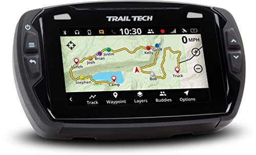 Trail Tech 922-122 Voyager Pro Universal Snowmobile Powersports GPS