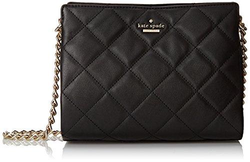 kate spade new york Emerson Place Mini Convertible Phoebe Cross Body Bag, Black, One Size