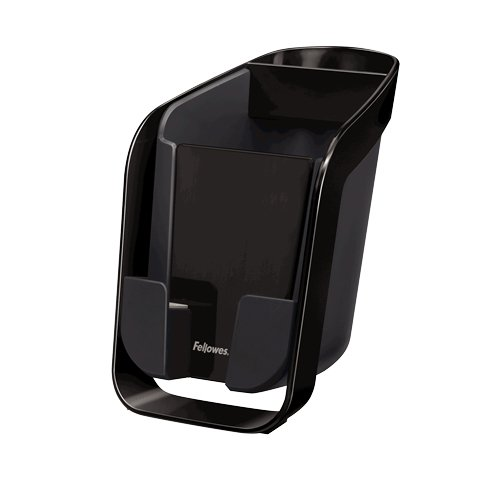 Fellowes Telephone (Fellowes I-Spire Series Pencil & Phone Station Smartphone Stand, Black (9473201))