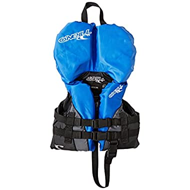 O'Neill USCG nylon infant life vest (up to 30 lbs) Pacific/coal/black