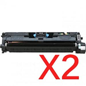 2 x Compatible Canon CART-301BK Black Toner Cartridge