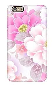 Mycase88 Skg49042LiYs Protective Cases For Iphone 6(pink Flower)