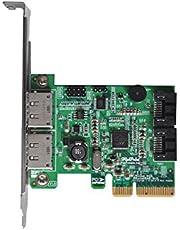 Highpoint RocketRAID 642L 2 SATA 6Gb/s and 2 eSATA 6Gb/s Ports PCI-Express 2.0 x4 SATA III Controller Card