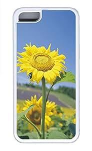 Cases For iPone 5C - Summer Unique Cool Personalized Design Beautiful Chrysanthemum