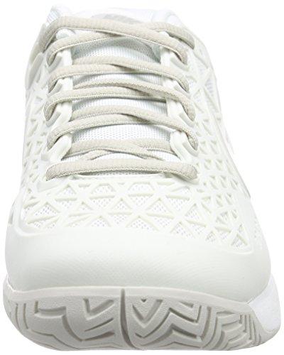 White Summit mujer Blanco NikeZoom Tenis De Light Bone 2 Zapatillas Cage qwq80X