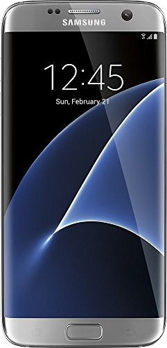 B01CP4CGAK - Samsung Galaxy GS7 Edge Plata 32 GB (Sprint)