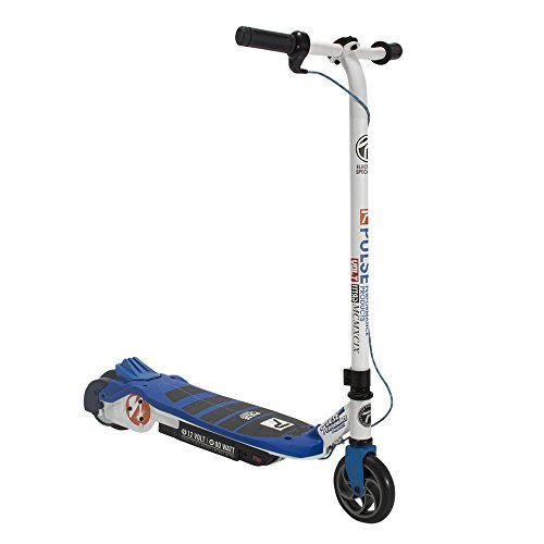 oducts GRT-11 Electric Scooter - 12 Volt Battery-Powered Scooter for Kids - Blue ()