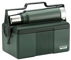 Stanley 627200 - Juego de fiambrera térmica y termo, color verde
