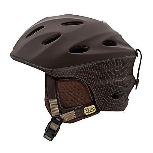Giro G9 Snow Helmet, Matte Brown, Small, Outdoor Stuffs