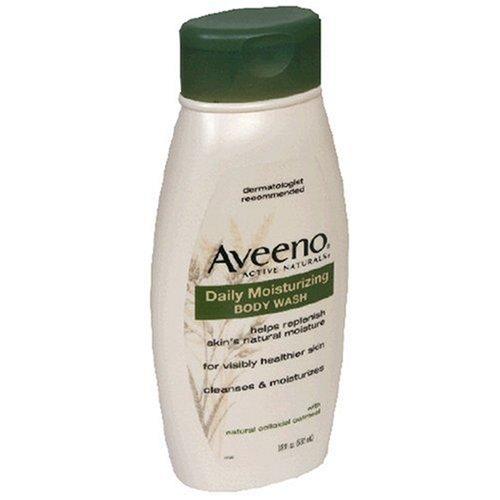 Aveeno Active Naturals Daily Moisturizing Body Wash 532mL - 1