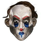 Joker Happy Mask Adult Mens The Dark Knight Halloween Costume