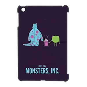DIY iPad Mini Case, Zyoux Custom Brand New 3D iPad Mini Case - monster inc