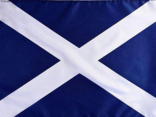 5ft x 3ft Large Scottish//Scotland Flag