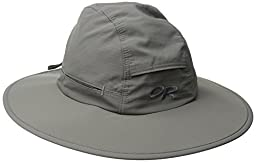 Outdoor Research Sombriolet Sun Hat, Pewter, Large