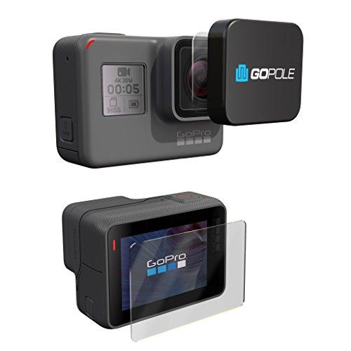 Lens+LCD Protection Kit for GoPro HERO5 Black Cameras
