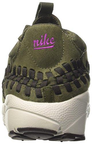 Uomo Ginnastica Air Chukka Khakivelvet Brown Violet Scarpe da Woven Hyper Verde Nike Cargo nYBwqxSq