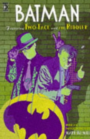 Batman: Featuring Two-face and the Riddler (1995-08-17)