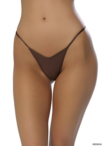 RomaCostume GString-RB-O-S String Back Bottom, Royal (2016 Edc Costumes)