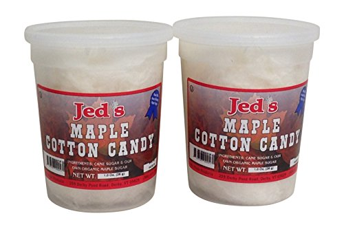 Jeds Maple Cotton Candy product image