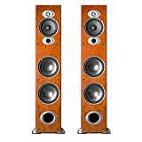 Polk Audio RTiA7 High Performance Floorstanding Loudspeakers - Pair (Cherry)