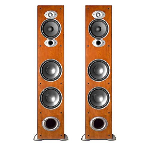 Polk Audio RTiA7 High Performance Floorstanding Loudspeakers - Pair (Cherry)