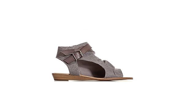 Women's Balla Sandals US9 Grey