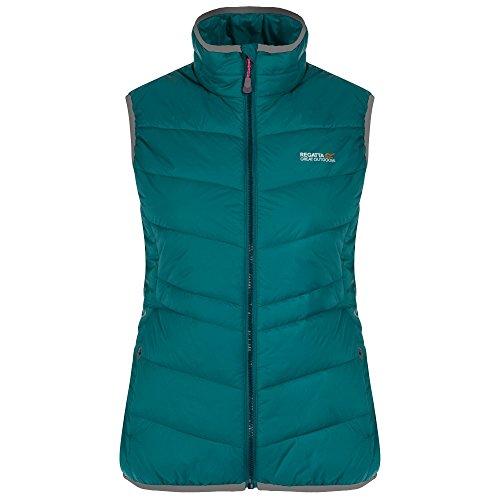 Ladies Blue Methyl Icebound Bodywarmer Lightweight Regatta Womens Showerproof P0Wg75q