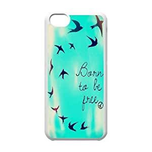 iPhone 5C Phone Case Every thing will be ok H6G5619393