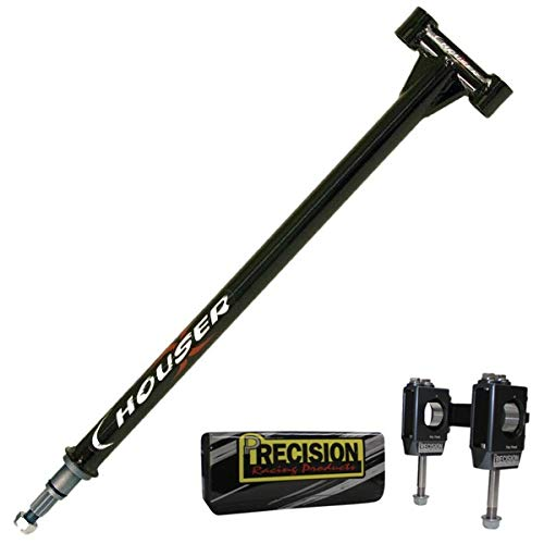 (Houser Racing Steering Stem Yamaha Yfz450r +1 & Precision Shock & Vibe 1 1/8)