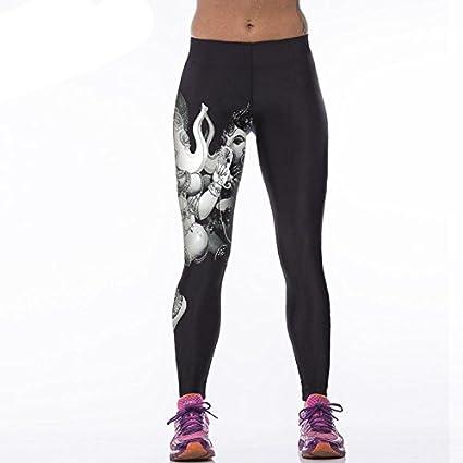 Amazon.com : Pumper Joes Styles Women Fitness Leggings - X1 ...