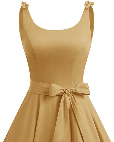 Vestito Cocktail Vintage Vestiti 1950 Rockabilly Donna Bbonlinedress Festa Ginger 0wPkON8Xn