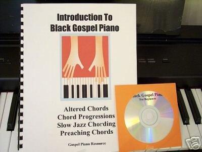 Introduction To Black Gospel Piano Debbie Hess 9780979849107