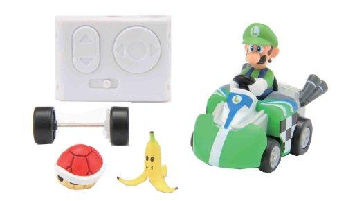Tomy Qsteer Mario Kart Wii (Luigi) Band C/D (japan import)
