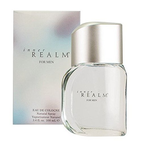 INNER REALM FOR MEN/REALM COLOGNE SPRAY 3.4 OZ (100 ML) (M) (Pack of ()