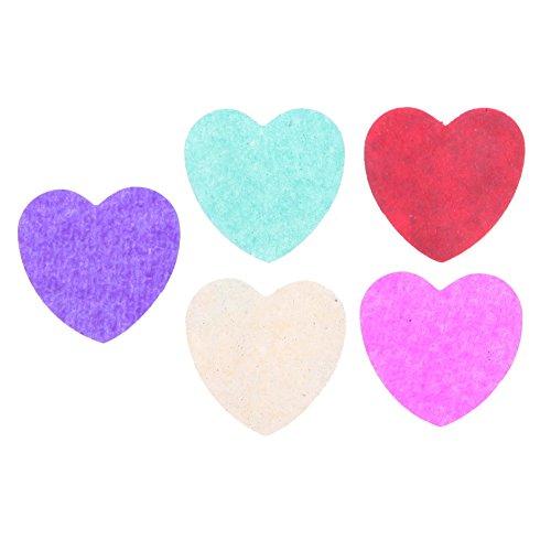 TTnight 2000pcs Tissue Paper Rainbow Colors Circles Confetti DIY Wedding Party Decor