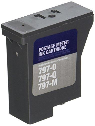 797-0 - Pitney Bowes Red Ink Cartridge for Mailstation - Compatible (0 Compatible Inkjet Cartridge)