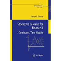 Stochastic Calculus for Finance II: Continuous-Time Models (Springer Finance)