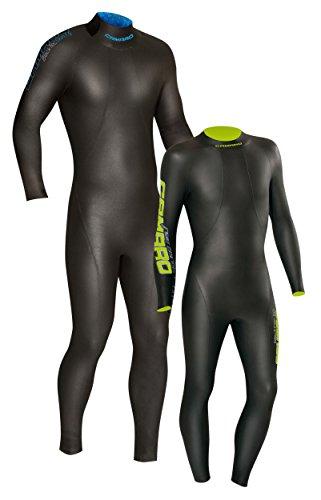 Camaro Blacktec Overall Fullsuit Speedskin Triathlon Neoprenanzug Schwimmanzug
