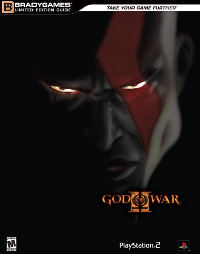 God of War II Limited Edition Strategy Guide (Bradygames Strategy Guides) (Bradygames Strategy Guides)